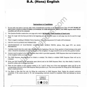 BA-Hons-English-2018-Jamia-Entrance-Paper